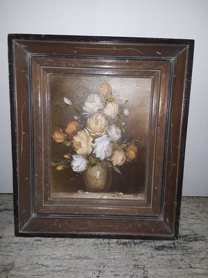 Pretty oil painting for Sale in Cincinnati, OH