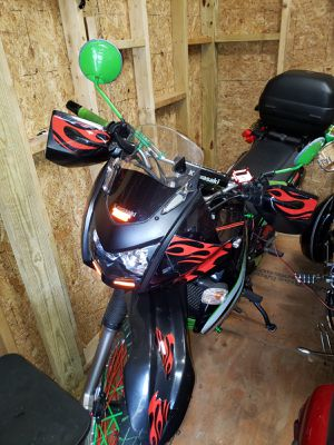 Kawasaki Motorcycle 2009 / credit card accepted for Sale in New Bedford, MA