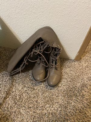 Women's Boots size 8 for Sale in Wenatchee, WA