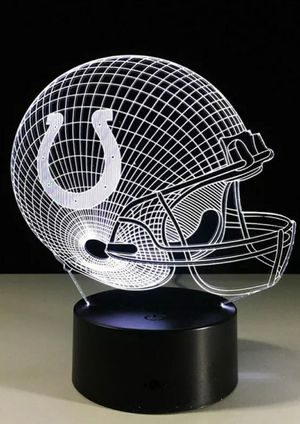 Indianapolis Colts NFL Night Light Lamp for Sale in Voorhees Township, NJ