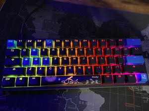 Ducky one 2 mini (Brown switches) for Sale in Dallas, TX