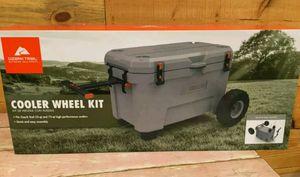 Ozark cooler wheel kit. for Sale in Denver, CO