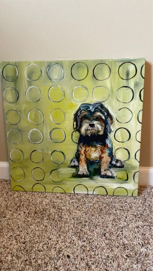 Canvas Wall Art •Moving• for Sale in Evansville, IN