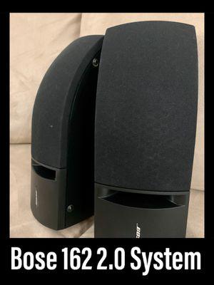 NEW/Open Box Bose 161 Surround Sound, Mid Range 2.0 Speaker System. Black Finish for Sale in Jacksonville, FL