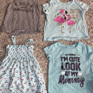 2T girl clothes for Sale in Riverview, FL