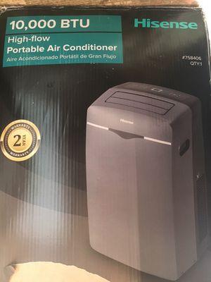 Hisense portable AC unit for Sale in San Diego, CA