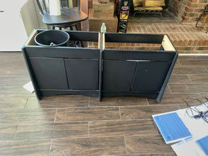 55 gallon fish tank stand for Sale in Raleigh, NC