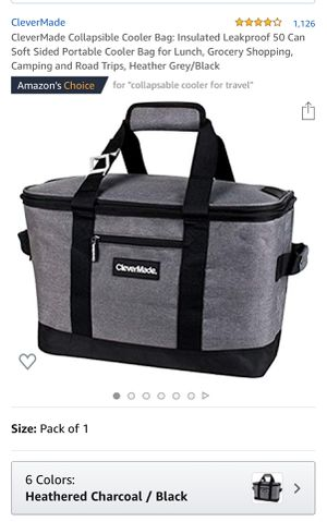 cooler bag for Sale in Knoxville, TN