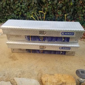 Tool boxes for pick up truck for Sale in San Diego, CA