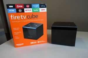 Alexa Fire Tv Cube Gen 1 for Sale in Dallas, TX