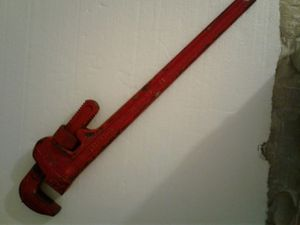 24 inch Rigid Wrench for Sale in Boca Raton, FL