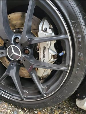 "OEM Set C63 AMG Black Series 19"" Rims for Sale in Bellevue, WA"