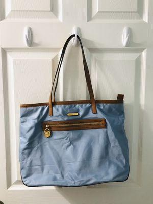 Michael Kors Blue Nylon Tote Bag for Sale in Palm Coast, FL