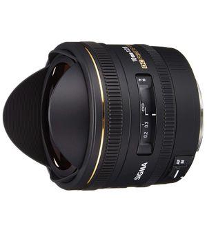 Sigma 10mm f/2.8 EX DC HSM Fisheye Lens for Canon Digital SLR Camera for Sale in Arlington, VA