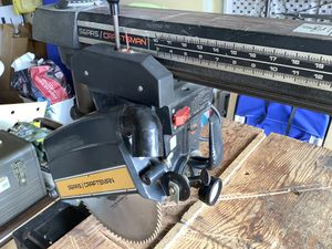 Radial Arm Saw + for Sale in Sewell, NJ