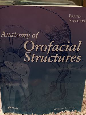 Anatomy of Orofacial Structures 7th edition. for Sale in Howell Township, NJ