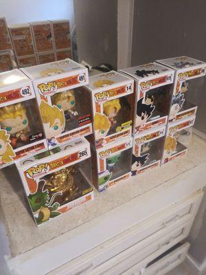 Dragonball z. FUNKO LOT for Sale in Pasadena, TX