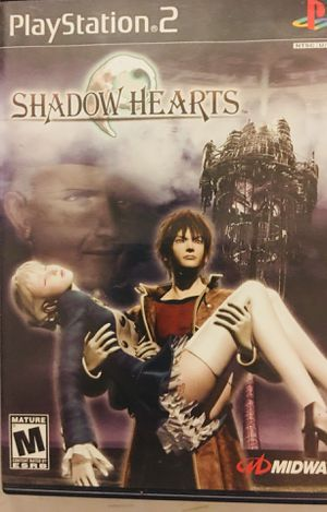 Shadow hearts 1 for ps2 (cult classic!) for Sale in Riva, MD
