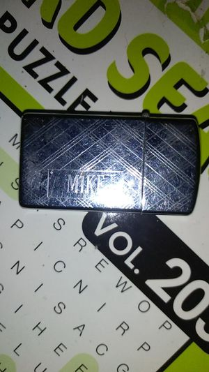 """Custom made """"mike"""" zippo lighter for Sale in Belleville, IL"""
