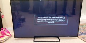 Panasonic 60 inch Smart tv normally $799.00 selling it for $250 obo for Sale in Hilliard, OH