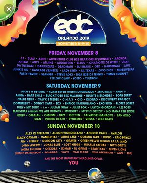 EDC tickets for Sale in Lutz, FL