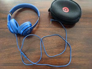 Beats Solo Wired Headphones for Sale in Chandler, AZ