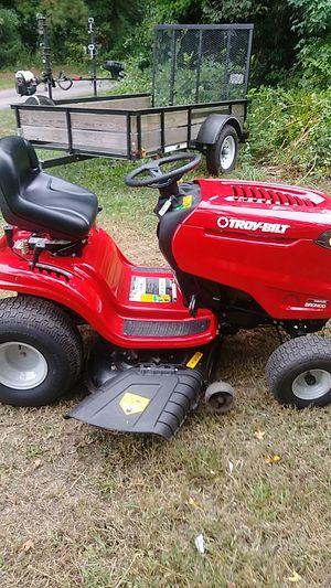 Troybilt bronco .automatic for Sale in Chesterfield, VA