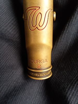 Theo Wanne Durga 2, Tenor saxophone mouthpiece. for Sale in Olympia, WA