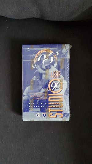 1996 MLB Baseball Cards (full set) for Sale in Middle River, MD