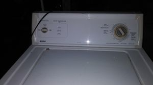 Kenmore 80 series washer/Whirlpool giant capacity electric dryer for Sale in Fresno, CA