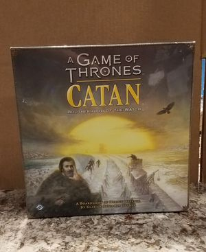 Settlers of Catan Game of Thrones Board Game for Sale in Garland, TX