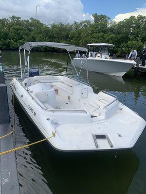 Hurricane deck boat for Sale in Miami, FL