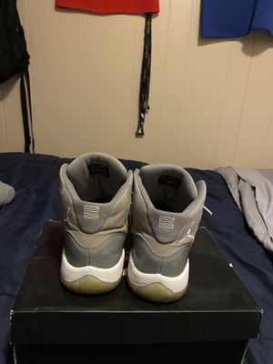 Cool grey 11's for Sale in Silver Spring, MD