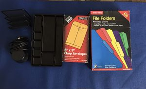 Office supplies for Sale in Las Vegas, NV