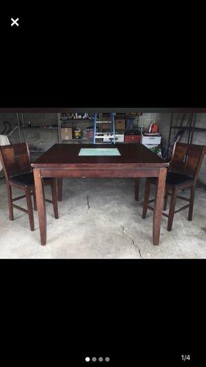 Cherrywood Bar Height Breakfast Table for Sale in Salt Lake City, UT