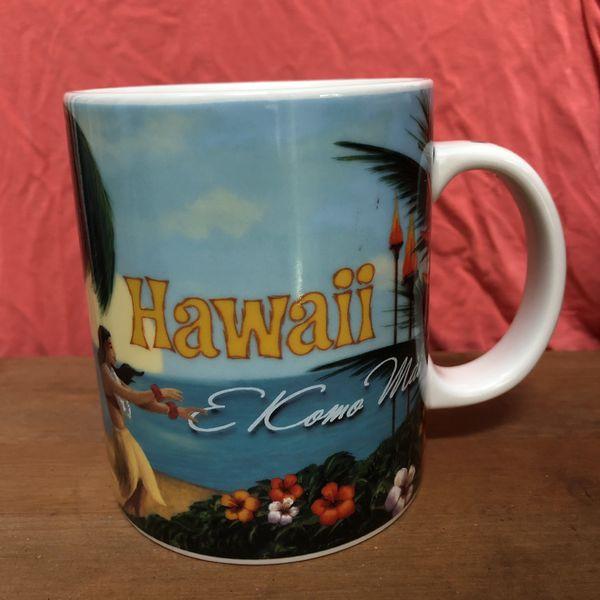 Starbucks Hawaiian Cup Beach Surfboard