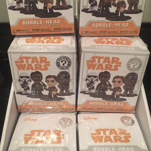 Star Wars mystery mini Bobble Heads for Sale in Pinellas Park, FL