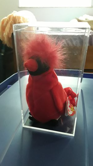 Ty Mac the Cardinal Beanie Babie rare for Sale in Columbus, OH