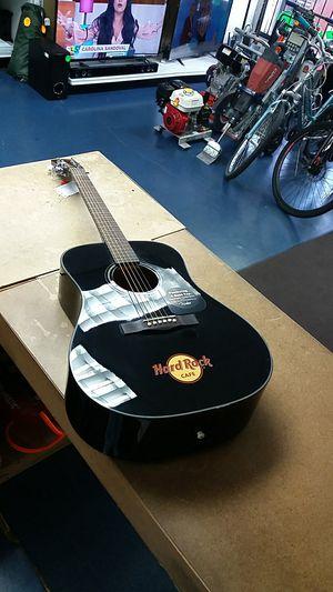 Fender DG8S Hard Rock Edition Acoustic Guitar for Sale in Fort Lauderdale, FL