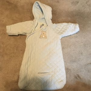 Baby winter suit for car seat for Sale in Pine Grove, PA