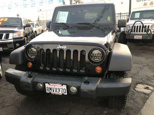 Jeep Wrangler 2007 for Sale in El Monte, CA