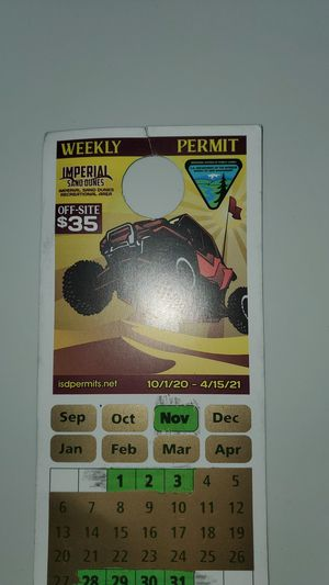 Glamis tickets for Sale in Moreno Valley, CA