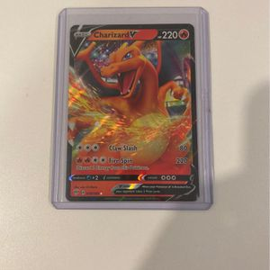 Charizard V 019/189 (NEAR MINT) for Sale in Lynn, MA