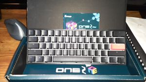 DUCKY CHANNEL ONE S MINI GAMEING KEY BOARD for Sale in Tacoma, WA
