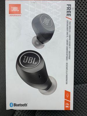 Jbl by harman free earbuds for Sale in Brea, CA
