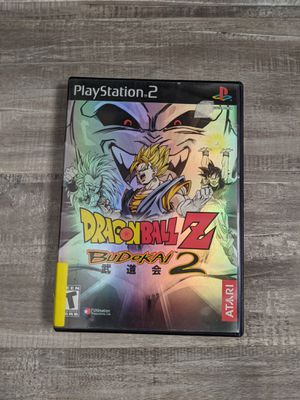 Dragonball Z PlayStation PS2 Game for Sale in Fontana, CA