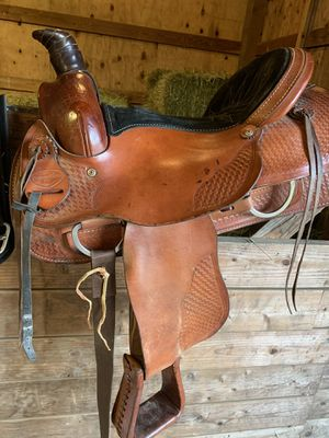 Saddle King Saddle for Sale in Elma, WA