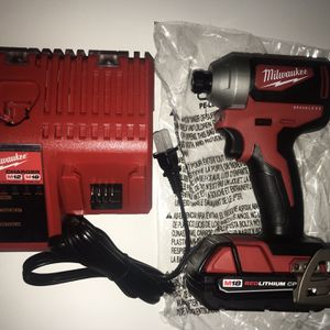 Milwaukee M18 Impact Driver Brushless for Sale in Irving, TX