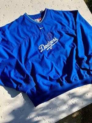 Vintage Nike LA Dodgers windbreaker for Sale in Las Vegas, NV