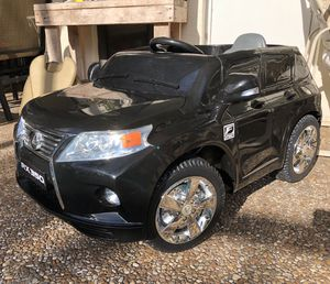 Power wheels Lexus rx350 F sport full light kit summer fun for Sale in Pompano Beach, FL